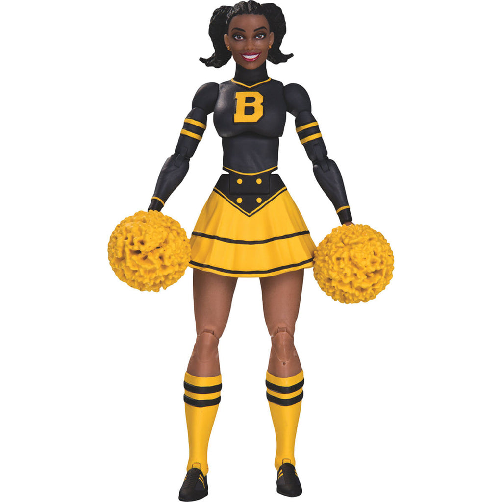Bumblebee | DC Designer Series | Ant Lucia Bombshells Action Figure | DC Collectibles | Woozy Moo