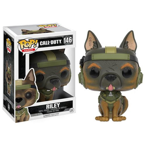 Call of Duty Riley Pop! Vinyl Figure - Funko - Woozy Moo