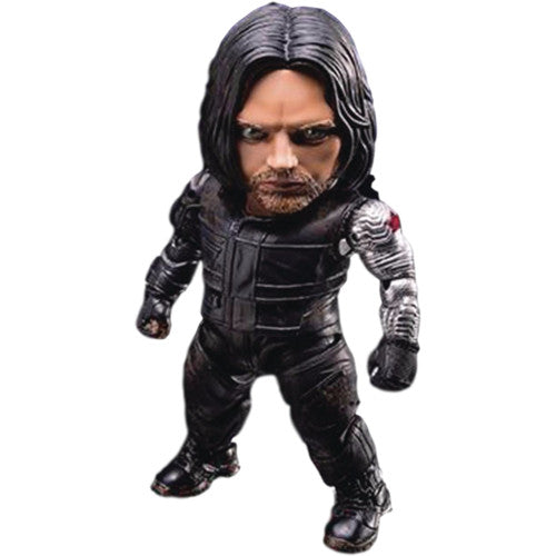 Marvel - Captain America: Civil War - Winter Soldier PX (EAA-037) - Exclusive - Beast Kingdom - Woozy Moo - 1