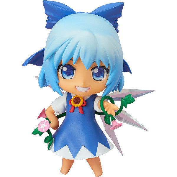 Suntanned Cirno - Touhou Project (Team Shanghai Alice, ZUN) - Nendoroid No.167-b - Good Smile Company - Woozy Moo