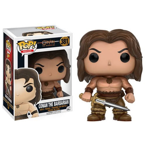Conan the Barbarian - Conan Pop! Vinyl Figure - Funko - Woozy Moo