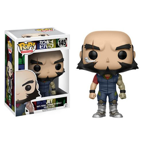 Cowboy Bebop - Jet Black Pop! Vinyl Figure