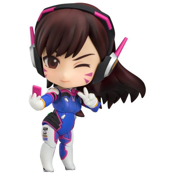 D.Va: Classic Skin Edition | Overwatch | Nendoroid 847 | Good Smile Company | Woozy Moo