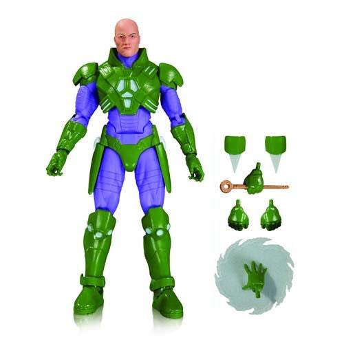 DC Comics Icons Lex Luthor Forever Evil - DC Collectibles - Woozy Moo