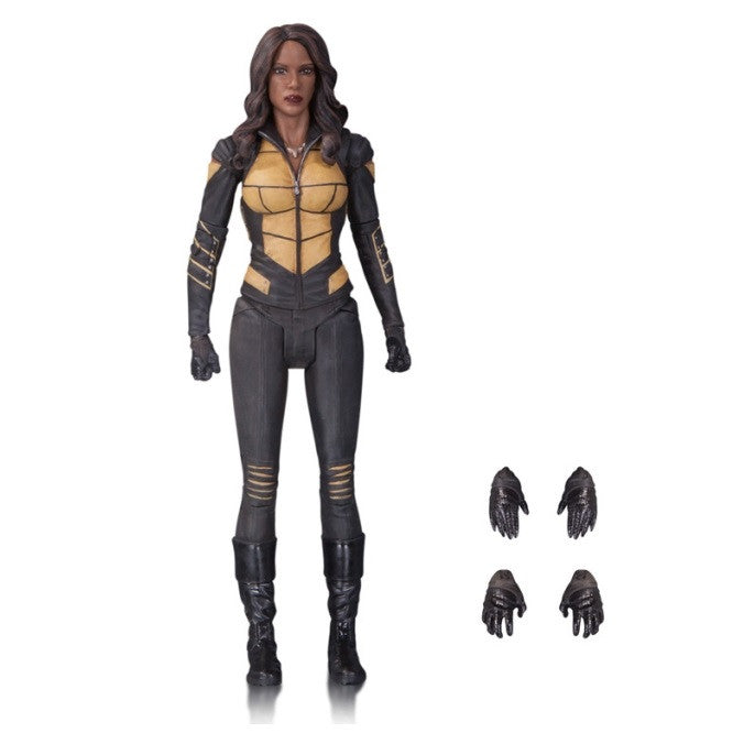 "DC TV Show - Arrow - Vixen 6"" Action Figure - DC Collectibles - Woozy Moo"