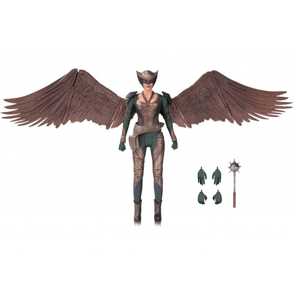 "DC's Legends of Tomorrow - Hawkgirl 6"" TV Action Figure - DC Collectibles - Woozy Moo"