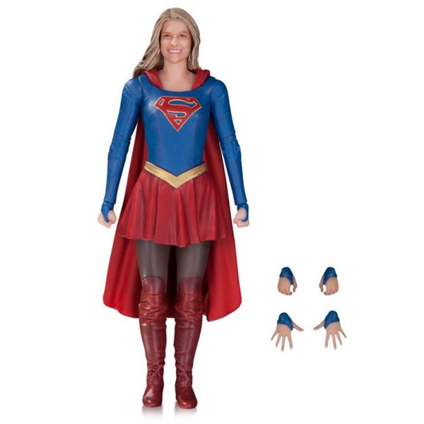 "DC TV Show - Supergirl 6"" Action Figure - DC Collectibles - Woozy Moo"