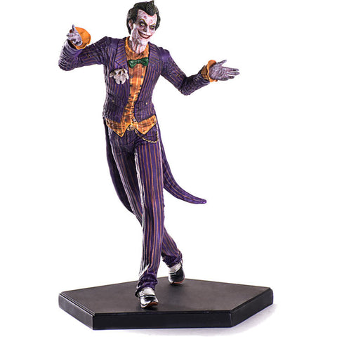 DC Batman Arkham Knight The Joker 1/10 Scale Statue