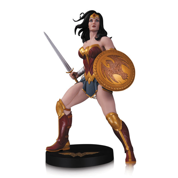 Wonder Woman by Frank Cho - DC Designer Series - Statue - DC Collectibles - Woozy Moo