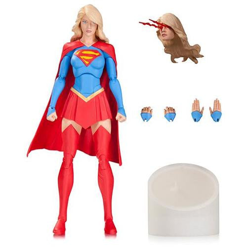 "DC Icons - Supergirl 6"" Figure - DC Collectibles - Woozy Moo"