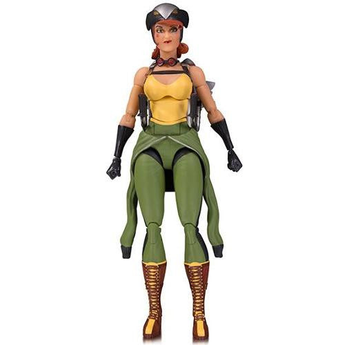 DC Designer Series Ant Lucia Bombshells - Hawkgirl - DC Collectibles - Woozy Moo