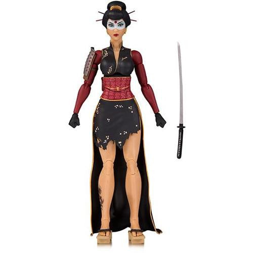 DC Designer Series Ant Lucia Bombshells - Katana - DC Collectibles - Woozy Moo