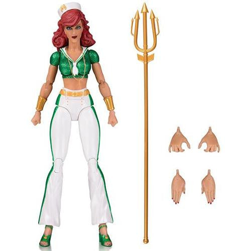 DC Designer Series Ant Lucia Bombshells - Mera - DC Collectibles - Woozy Moo