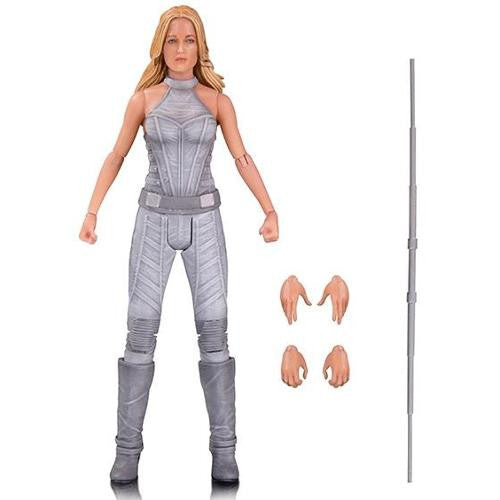 "DC's Legends of Tomorrow - White Canary 6"" TV Action Figure - DC Collectibles - Woozy Moo"