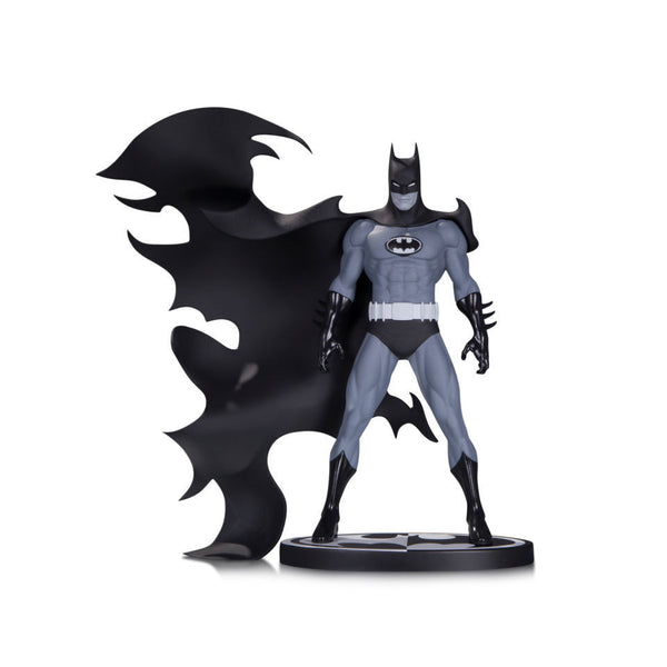 DC Batman Black & White Statue by Norm Breyfogle - DC Collectibles - Woozy Moo