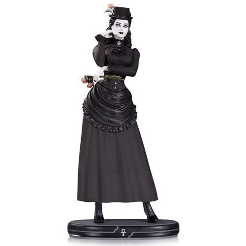 "DC Cover Girls - The Sandman - Death (Stanley ""Artgerm"" Lau) - DC Collectibles - Woozy Moo"