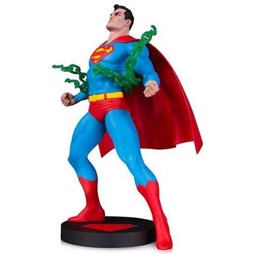 DC Designer Series - Superman (Neal Adams) - DC Collectibles - Woozy Moo