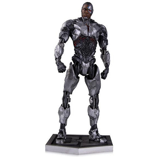 DC Film - Justice League - Cyborg 1/6 Scale Statue - Limited Edition - DC Collectibles - Woozy Moo