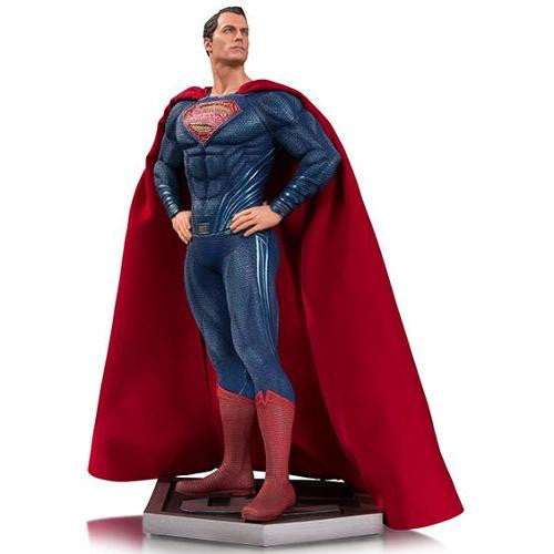 DC Film - Justice League - Superman 1/6 Scale Statue - Limited Edition - DC Collectibles - Woozy Moo