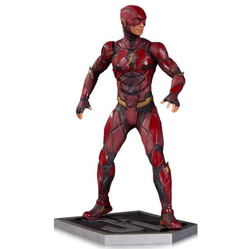 DC Film - Justice League - The Flash 1/6 Scale Statue - Limited Edition - DC Collectibles - Woozy Moo