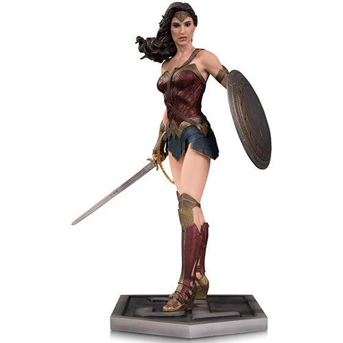 DC Film - Justice League - Wonder Woman 1/6 Scale Statue - Limited Edition - DC Collectibles - Woozy Moo