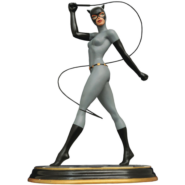 DC Premier Collection Resin Statue - Catwoman - Limited Edition - Diamond Select - Woozy Moo