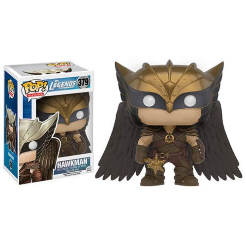 DC's Legends of Tomorrow Hawkman Pop! Vinyl Figure - Funko - Woozy Moo