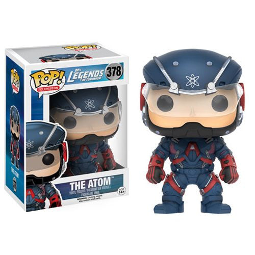 DC's Legends of Tomorrow The Atom Pop! Vinyl Figure - Funko - Woozy Moo
