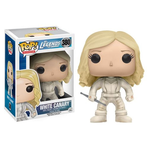 DC's Legends of Tomorrow White Canary Pop! Vinyl Figure - Funko - Woozy Moo
