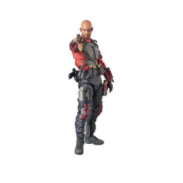 Deadshot (Will Smith) | Suicide Squad (DC Film) | MAFEX No. 038 (Miracle Action Figure) | Medicom | Woozy Moo