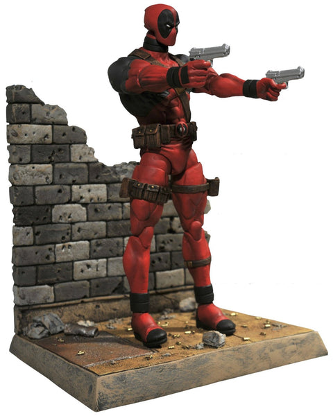 Marvel Select Deadpool Action Figure - Diamond Select - Woozy Moo - 1