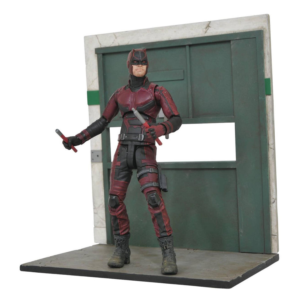 Daredevil (Charlie Cox) - Marvel Select Daredevil Netflix TV Season 2 - Action Figure - Diamond Select Toys - Woozy Moo