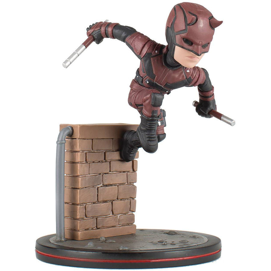 Daredevil | Marvel / Netflix | Q-Fig | Quantum Mechanix (QMx) | Woozy Moo