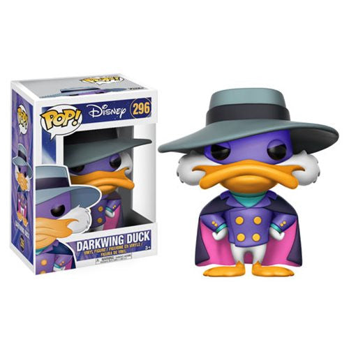 Darkwing Duck - Disney - Pop! Vinyl Figure - Funko - Woozy Moo
