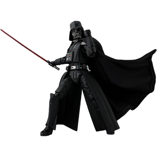 Darth Vader | Star Wars: Episode IV – A New Hope | S.H.Figuarts | Bandai Tamashii Nations | Woozy Moo