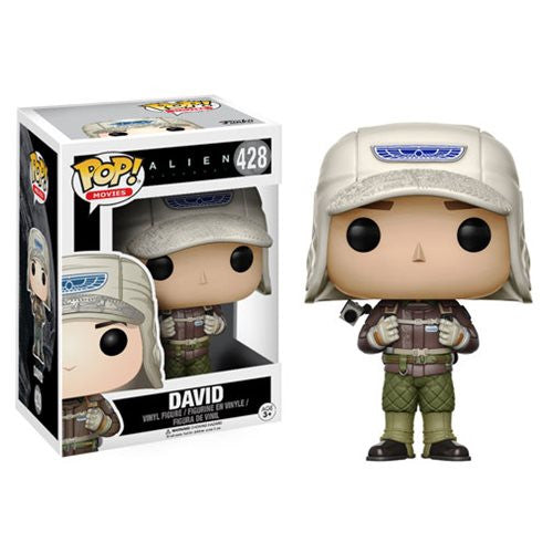 David - Alien: Covenant - Pop! Vinyl Figure - Funko - Woozy Moo
