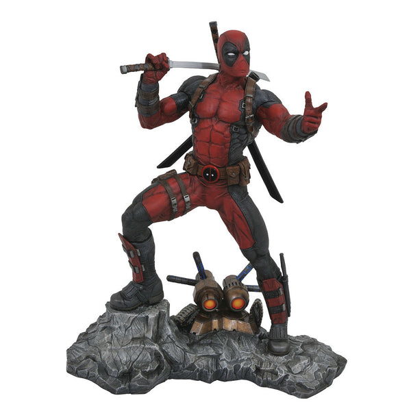"Deadpool | Marvel | Premier Collection 12"" Resin Statue 