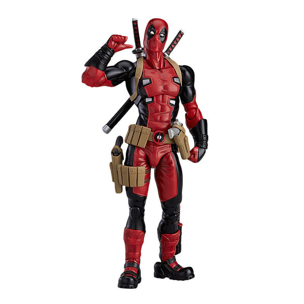 Deadpool - Marvel - figma 353 - Good Smile Company / Max Factory - Woozy Moo