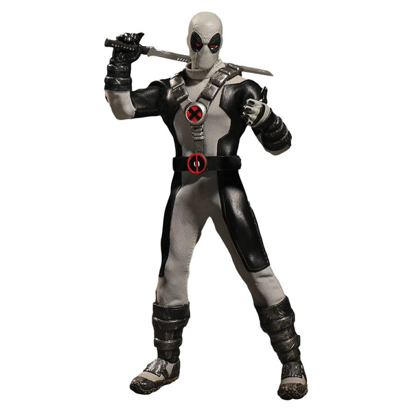 Deadpool X-Force (Exclusive) | Marvel X-Men | One:12 Collective | Mezco Toyz | Woozy Moo