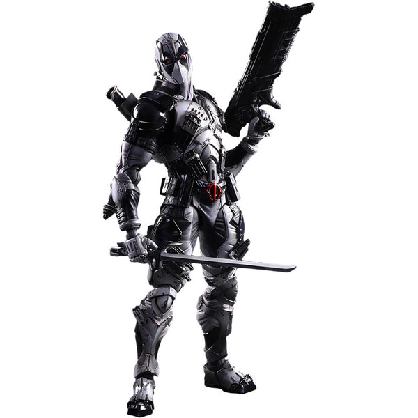 Deadpool (X-Force) - Marvel Universe Variant - Play Arts Kai - Square Enix - Woozy Moo