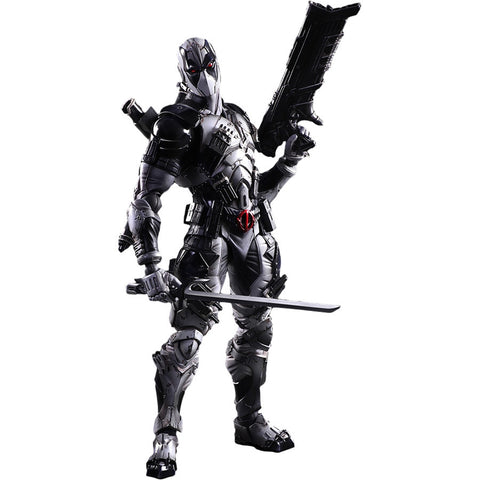 Deadpool X-Force Marvel Variant Play Arts Kai