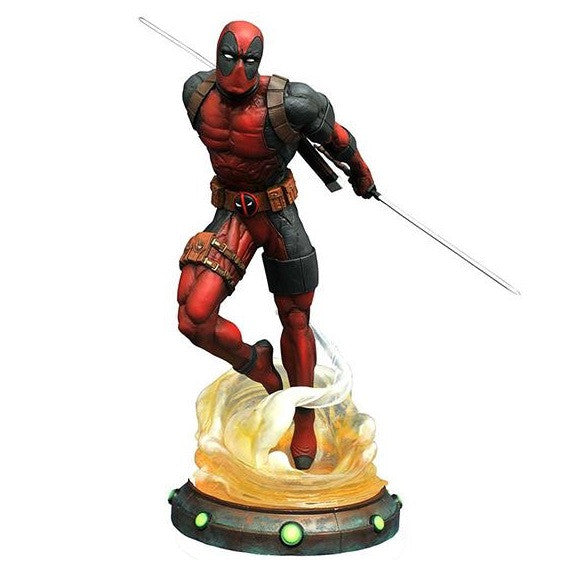 Marvel Gallery Statue - Deadpool - Diamond Select - Woozy Moo