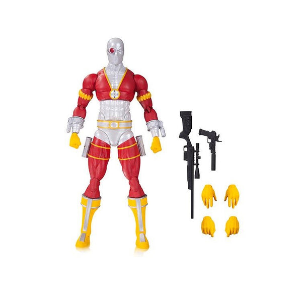 "DC Comics Icons - Deadshot 6"" Figure - DC Collectibles - Woozy Moo"