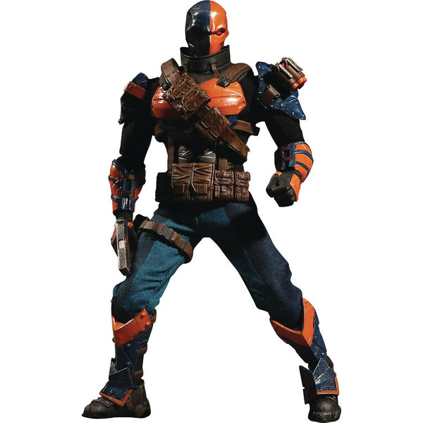 Deathstroke | DC Comics | One:12 Collective | Mezco Toyz | Woozy Moo