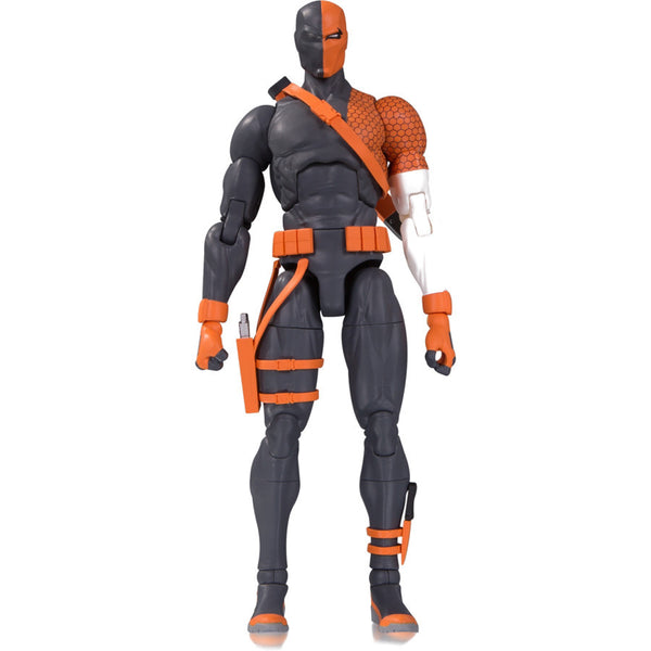 Deathstroke (Jason Fabok) | DC Comics | Essentials Action Figure | DC Collectibles | Woozy Moo