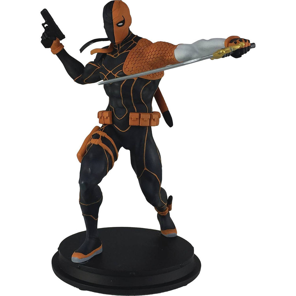 Deathstroke - DC Comics - PREVIEWS Exclusive (PX) Statue - Icon Heroes - Woozy Moo