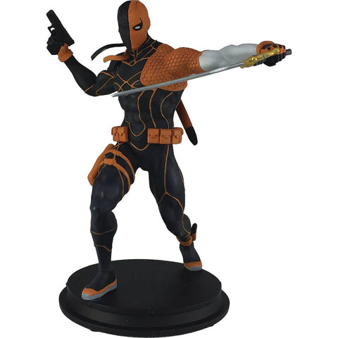 Deathstroke Rebirth DC Comics Exclusive Statue