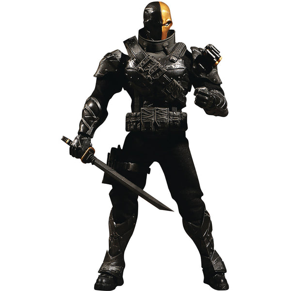 Deathstroke Stealth (Exclusive) | DC Comics | One:12 Collective | Mezco Toyz | Woozy Moo