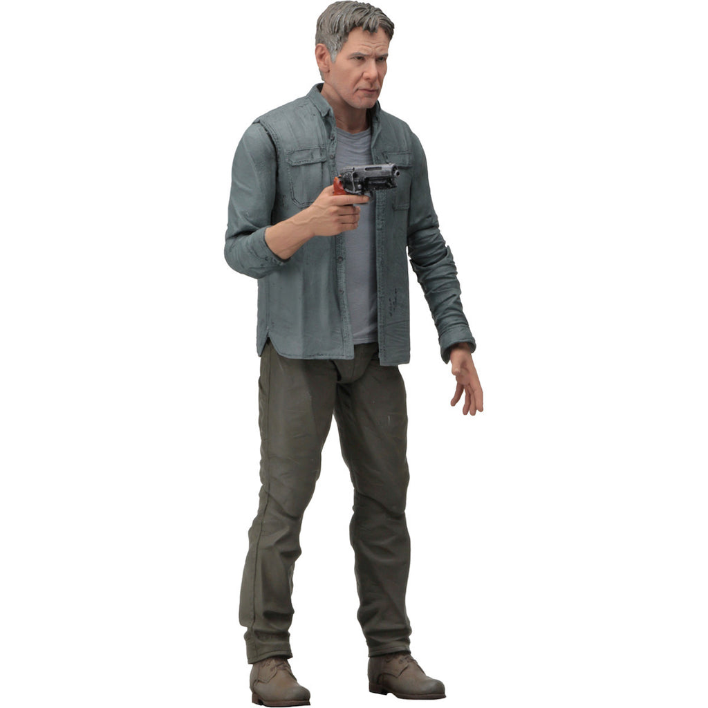 "Deckard (Harrison Ford) | Blade Runner 2049 | 7"" Scale Action Figure 