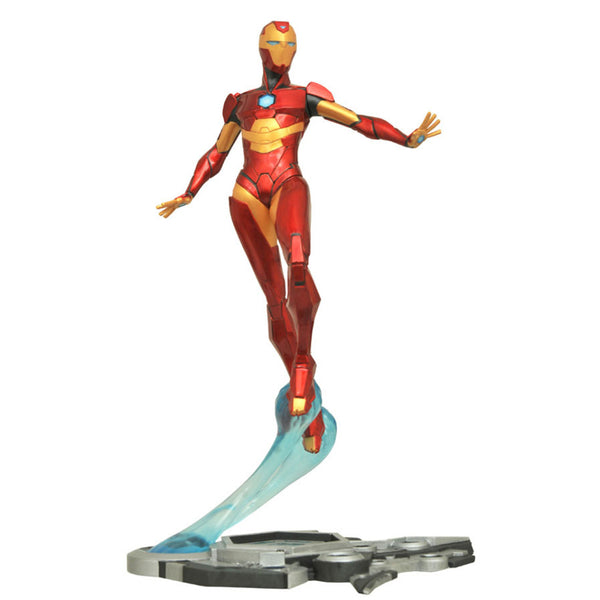 Marvel Gallery PVC Statue - Ironheart - Diamond Select Toys - Woozy Moo